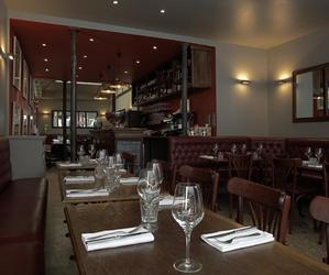 Restaurant La Cave du Miroir