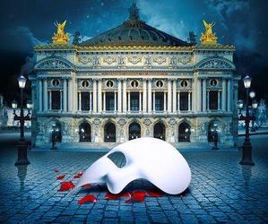 Sur les traces du Fantôme de l'Opéra