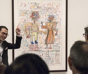 Nocturne Basquiat en famille
