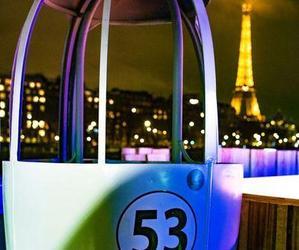 Une station de sports d'hiver en plein Paris
