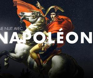 Une nuit avec Napoléon au théâtre
