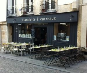 Restaurant L'Assiette à carreaux