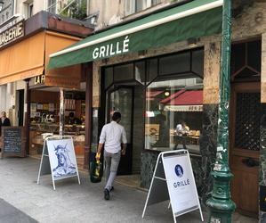 Restaurant Grillé Montorgueil