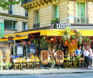 Restaurant CAFÉ CASSETTE