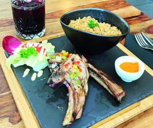 Restaurant Bois & Braises