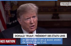 Trump : «Il y a de très bonnes chances que nous parvenions à un accord» avec la Corée du Nord