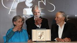 Les Palmes d'or du Festival de Cannes