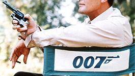 Les acteurs de James Bond