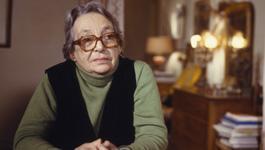 Marguerite Duras, l'écriture et l'amour