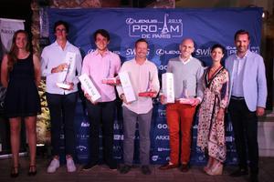 18ème LEXUS Pro-Am de Paris 2019 - 1ère équipe Brut