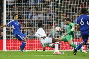 En 2012, Saint-Marin s'est incliné 5-0 à Wembley face aux Anglais.