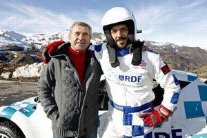Tomer Silsley et Max Mamers, le patron du Trophée Andros.