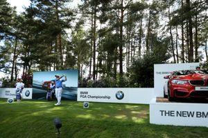 LE BMW PGA Championship en golf