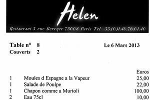 Lire la critique : Helen
