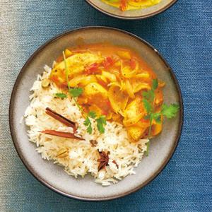 poulet curry et fromage crumble amandes et pomme granny une recette epic cuisine le. Black Bedroom Furniture Sets. Home Design Ideas