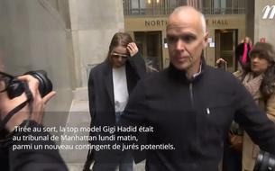 Gigi Hadid jurée potentielle au procès Weinstein