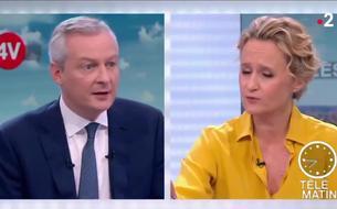 Bruno Le Maire annonce une taxe GAFA en 2019