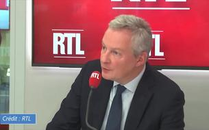 Le gouvernement ne reviendra pas sur la hausse de la CSG, selon Bruno Le Maire