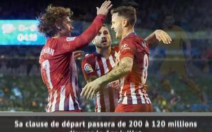 Transferts - Griezmann quitte l'Atlético