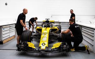 F1: comment Renault accélère pour retrouver les sommets
