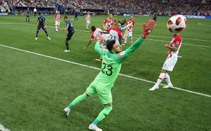 France-Croatie : les buts et le résumé de la finale de la Coupe du monde 2018 en vidéo