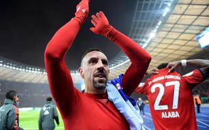 Ribéry : «Certains prennent un malin plaisir à me nuire»
