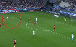 Le but fantastique de Dimitri Payet contre Guingamp