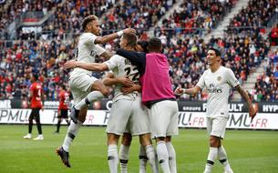 Bousculé par Rennes, le PSG a sorti les muscles
