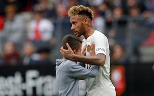 Le beau geste de Neymar envers un jeune supporter en pleurs
