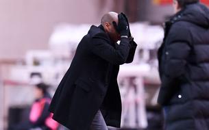Quand Thierry Henry (exaspéré) craque et insulte un adversaire en plein match