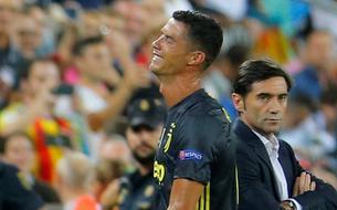 Ronaldo, les larmes et la colère après une expulsion sévère