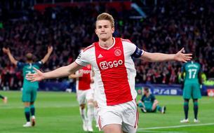 Le journal du mercato: Accord Barça-Ajax pour De Ligt ?