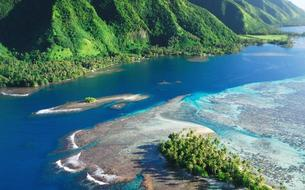 Voyage avec les explorateurs du Pacifique...