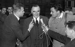 En 1962, le discours de politique générale de Georges Pompidou
