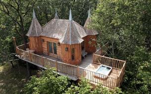 Passer vos vacances dans une cabane