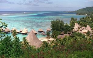 La Polynésie attire moins les touristes