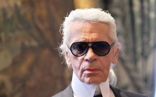 Le couturier Karl Lagerfeld est décédé ce mardi