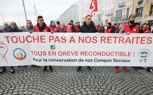 EN DIRECT - Grève du 5 decembre : forte mobilisation à la SNCF et chez les enseignants