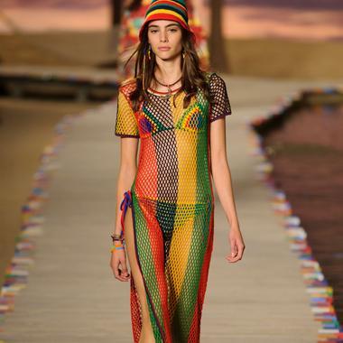 514331031788 Robes-chemises, franges, crochet vintage... Le vestiaire du ...