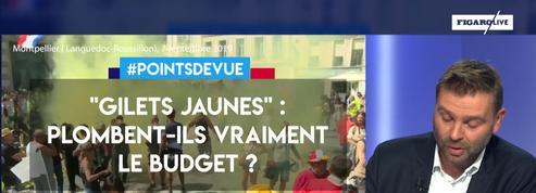 « Gilets jaunes » : plombent-ils vraiment le budget ?