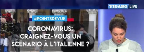Coronavirus: craignez-vous un scénario à l'italienne?