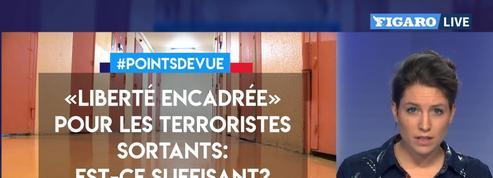 «Liberté encadrée» pour les terroristes sortants: est-ce suffisant?