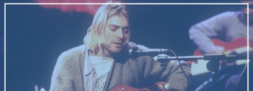 La guitare de l'«Unplugged» de Kurt Cobain va être vendue aux enchères