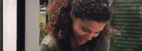 L'adorable vidéo de Tina Kunakey et de sa fille Amazonie barbotant dans la piscine