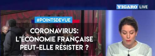 Coronavirus: l'économie française peut-elle résister?