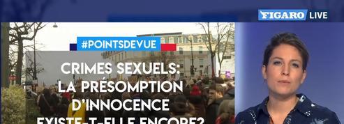 Crimes sexuels: la présomption d'innocence existe-t-elle encore?