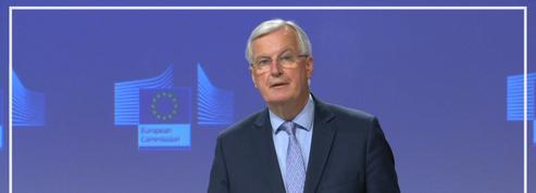Brexit: pas de «progrès significatifs» dans les négociations déplore Michel Barnier