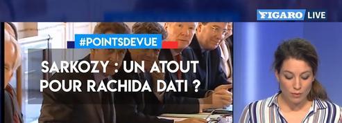 Sarkozy: un atout pour Rachida Dati?
