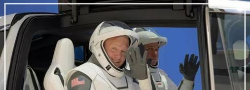 SpaceX: le récit du voyage des astronautes jusqu'à l'ISS