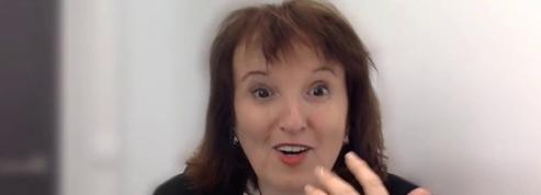 Anne Roumanoff pousse à «la solidarité avec les soignants»